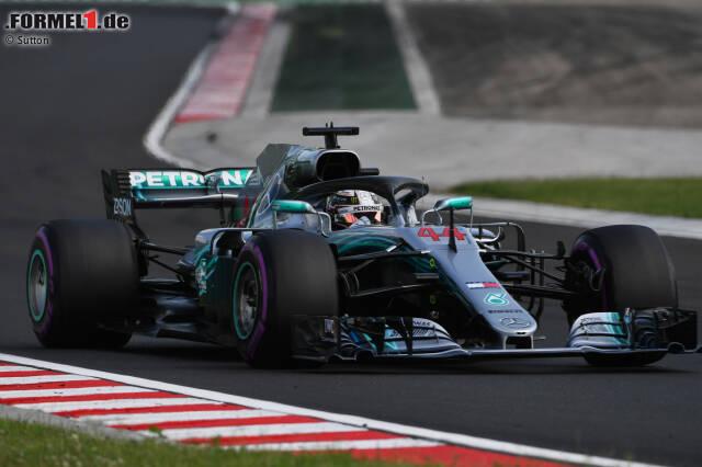 Mercedes 2018: Lewis Hamilton, Valtteri Bottas