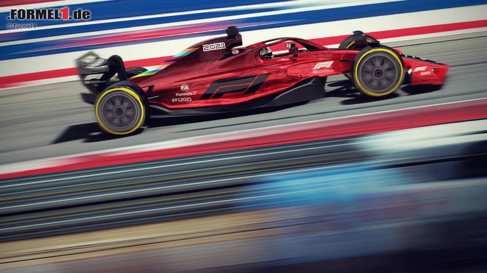 Die Formel 1 hat das neue Reglement für 2021 beschlossen. Klick dich durch die Bilder und erfahre, was sich ändern wird.