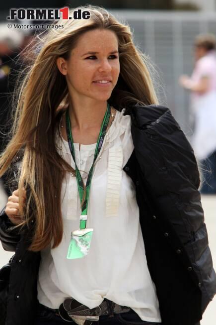 Fotostrecke: Die hübschesten Formel-1-Fahrerfrauen der