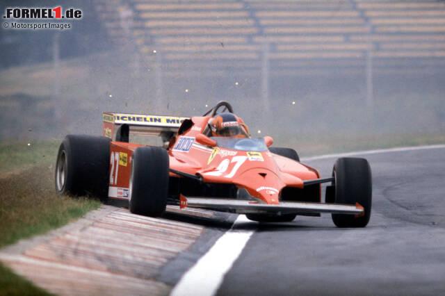 Ferrari ist das Formel-1-Traditionsteam schlechthin und bereits seit 1950 ununterbrochen dabei. Wir zeigen sämtliche Grand-Prix-Autos der Scuderia!