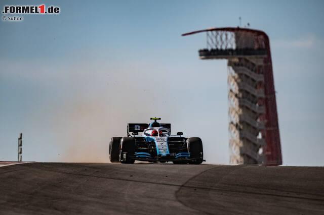 Robert Kubica (5): Sehr viel Gutes wusste Kubica über seinen Williams nach dem Rennen nicht zu erzählen. Es war wieder einmal ein technischer Defekt, der ihn stoppte. Umgekehrt könnte man sagen: Williams hat auch nicht viel Gutes über Kubica zu sagen. Bald ist die Saison überstanden.