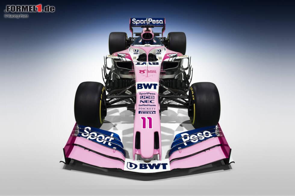 Design Racing Point 2019