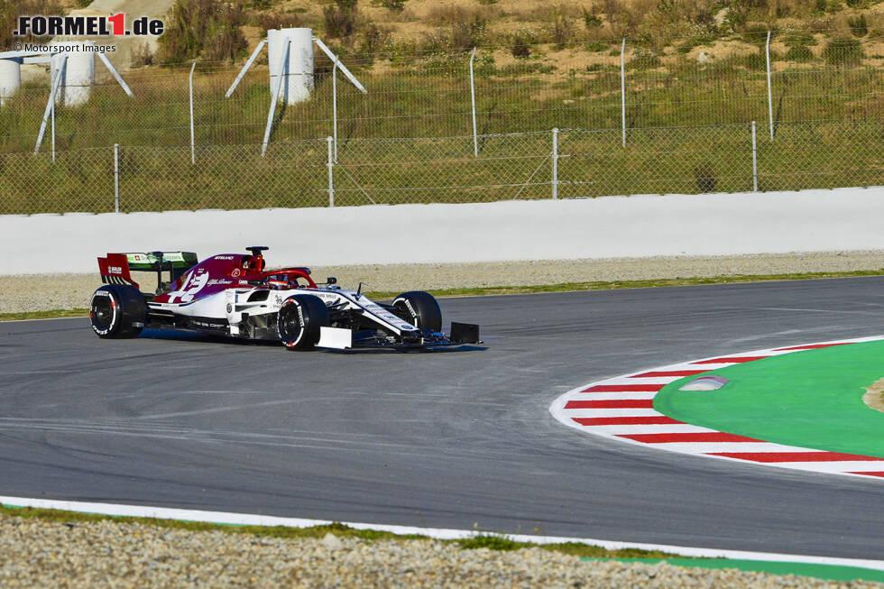 Räikkönen Unfall