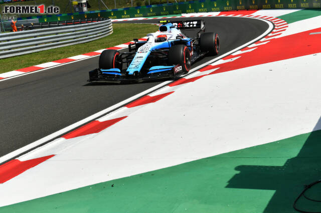 Robert Kubica (5): Letzter Platz in Qualifying und Rennen ist im Williams eigentlich nichts Besonderes - beziehungsweise nicht besonders schlecht. Doch Russell hat gezeigt, dass in Ungarn ausnahmsweise mehr im Williams steckte. Das hat Kubica aber nicht umsetzen können. 1,3 Sekunden fehlten im Quali auf den Teamkollegen. Nicht akzeptabel.