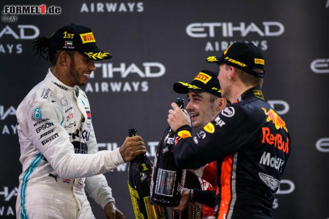 Im Zuge der Coronakrise wird darüber diskutiert, ob man in einer Saison mit zum Beispiel nur zehn Rennen 2020 überhaupt einen würdigen Weltmeister krönen könnte. Wir haben uns den Spaß gemacht und geschaut, wie die vergangenen 40 Formel-1-Saisons ausgegangen wären, wenn jeweils nach dem zehnten Rennen Schluss gewesen wäre.