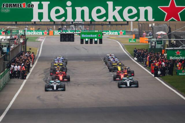 F1 Nächstes Rennen