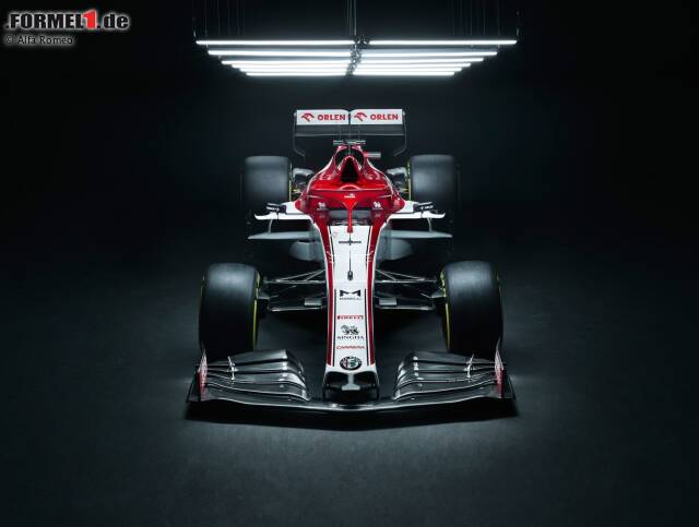 Der neue Alfa Romeo C39 in seinem Design für die Formel-1-Saison 2020: Hier sind die aktuellen Fotos!