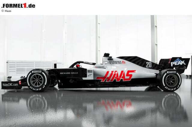 Haas VF-20