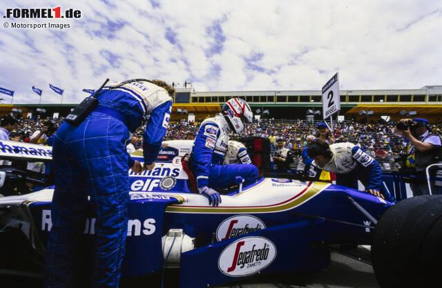 Ersatzfahrer in der Formel 1 haben es schwer. Dafür gibt es viele Beispiele aus der Historie. Aber: Einige Fahrer haben bei ihren Spontaneinsätzen auch geglänzt! In dieser Fotostrecke zeigen wir Tops und Flops von Grand-Prix-Ersatzfahrern!