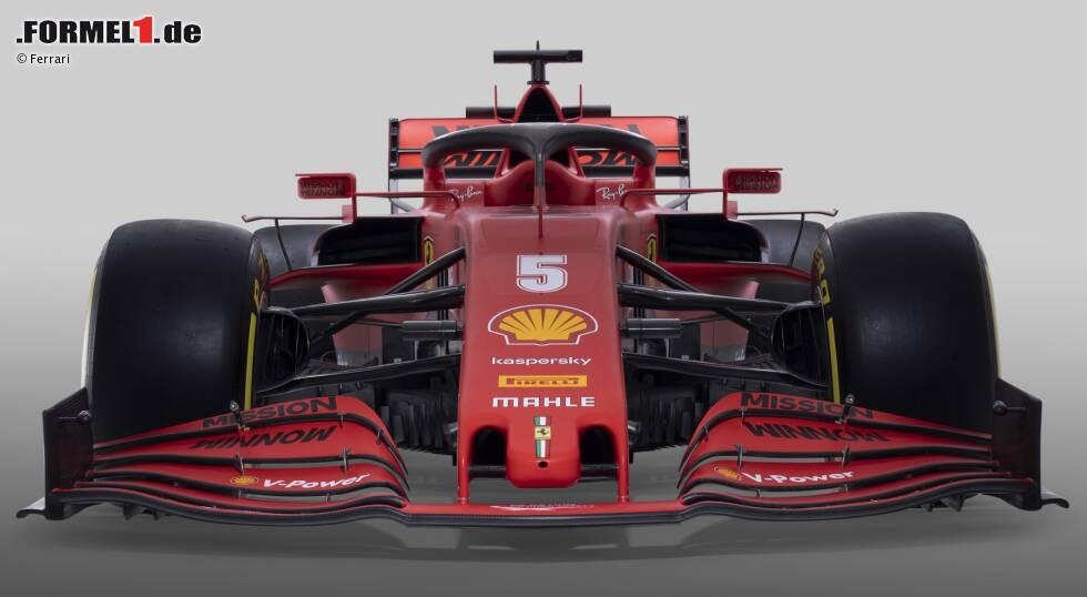 Ferrari stellt vor: Der SF1000 für Sebastian Vettel und Charles Leclerc in der Formel-1-Saison 2020! Hier ist der neue rote Renner im Detail!