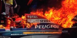Feuerunfälle in der jüngeren Formel-1-Historie