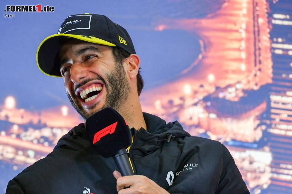 Rangliste Formel 1