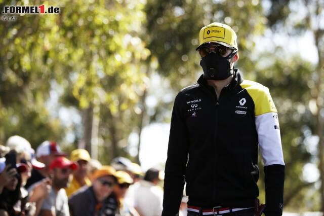 Die Angst geht um im Formel-1-Fahrerlager von Melbourne: Erste Coronavirus-Verdachtsfälle sind gemeldet, einige Teammitglieder bereits in Quarantäne. Auf den folgenden Bildern zeigen wir, wie die Formel 1 vor Ort mit der COVID-19-Situation umgeht.