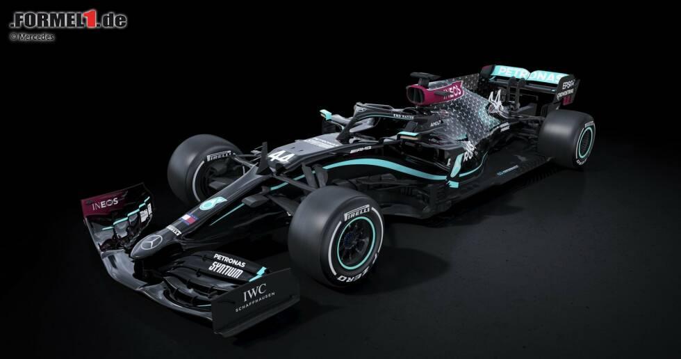 Formel 1 2020 Teams