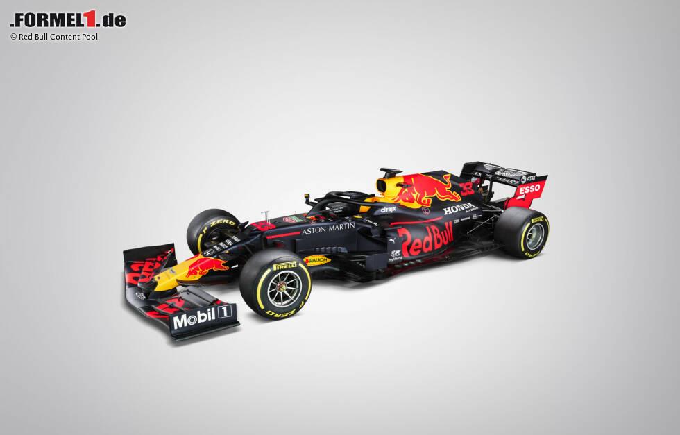 Auf den ersten Blick wirkt der Red Bull RB16 nicht sehr innovativ, doch Giorgio Piola und Matthew Somerfield beweisen in ihrer Analyse das Gegenteil!