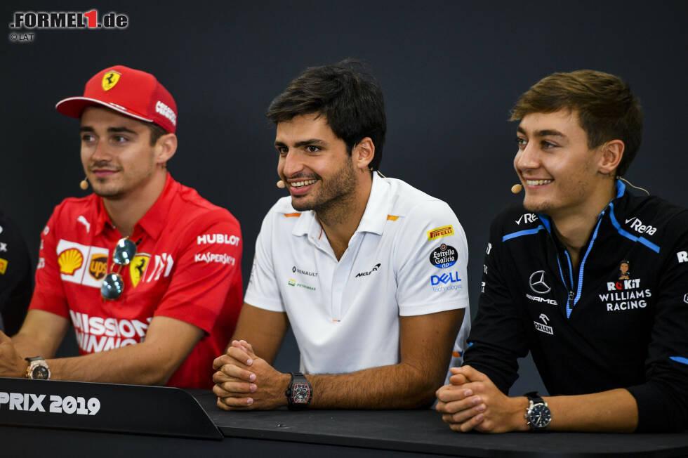 Carlos Sainz wechselt zur Formel-1-Saison 2021 von McLaren zu Ferrari und wird damit erst der 16. Pilot in der Geschichte der Formel 1 sein, der für beide Teams gefahren ist. Wir blicken auf seine 15 Vorgänger und stellen fest, dass diese teilweise ziemlich große Fußstapfen hinterlassen haben ...