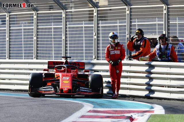 Welches Formel-1-Team hat 2019 im Vergleich zur Vorsaison am meisten Punkte gewonnen? Welche Mannschaft ist der große Verlierer? Ferrari! Zwar konnte die Scuderia erneut den zweiten Rang in der Konstrukteurs-Wertung einfahren, jedoch schaffte das Team um 67 Punkte weniger als noch 2018 (504:571).