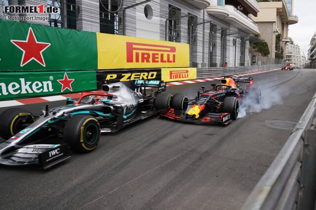 Die Formel-1-Saison 2019 ist Geschichte. 21 Rennen wurden gefahren, 1.262 Rennrunden und 6.430,262 Kilometer absolviert. Insgesamt fünf Fahrer konnten zumindest ein Rennen gewinnen, ebenso viele standen auf der Pole-Position. Das Jahr schrieb traurige und schöne Geschichten. Wir werfen einen Blick zurück auf zehn außergewöhnliche Momente!