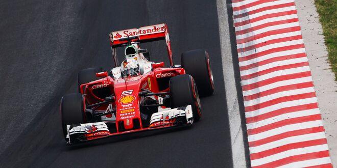 Vettel sauer auf Button