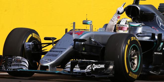 Kalter Krieg bei Mercedes