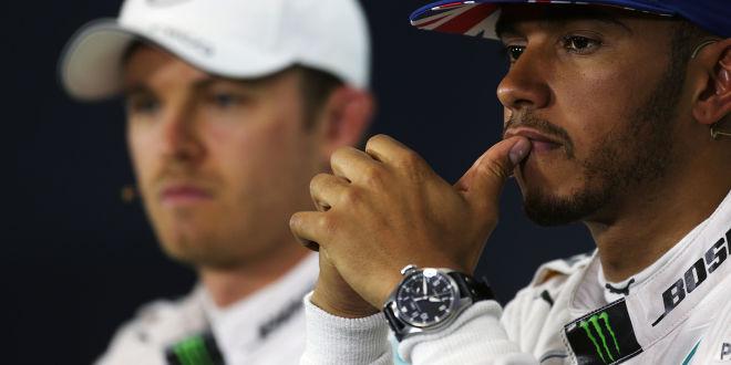 Hamilton klagt Rosberg an