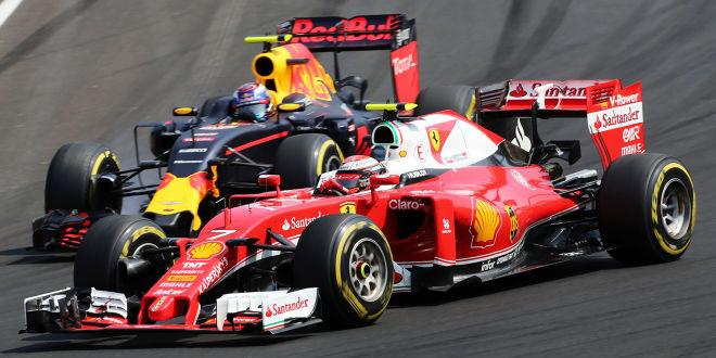 Räikkönen bester Fahrer