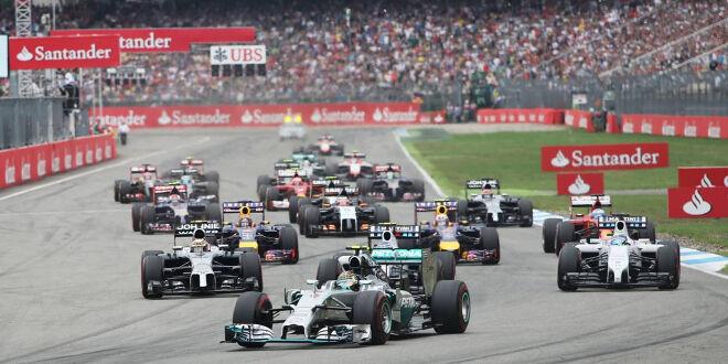 Vorteil Nico Rosberg?