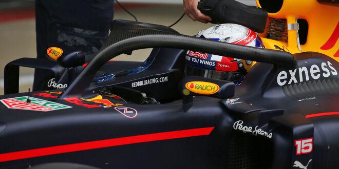 Formel 1 lehnt Halo ab