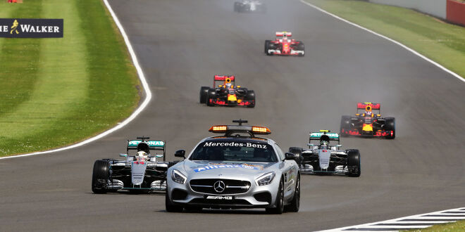 Safety-Car-Start abgeschafft