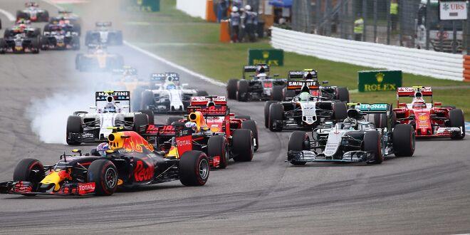Formel 1 2017 als Spektakel?