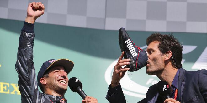 Ricciardos dritter Streich