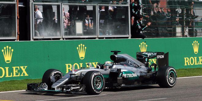 Hamilton bunkert Motoren