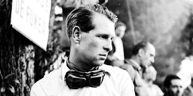 Collins schenkt Fangio die WM