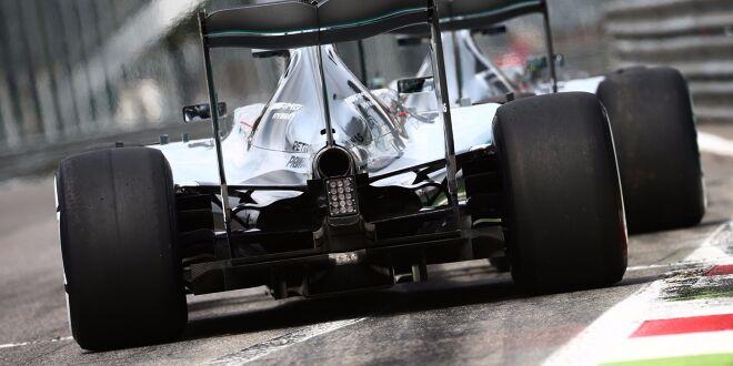 Hat Rosberg ein Monza-Problem?