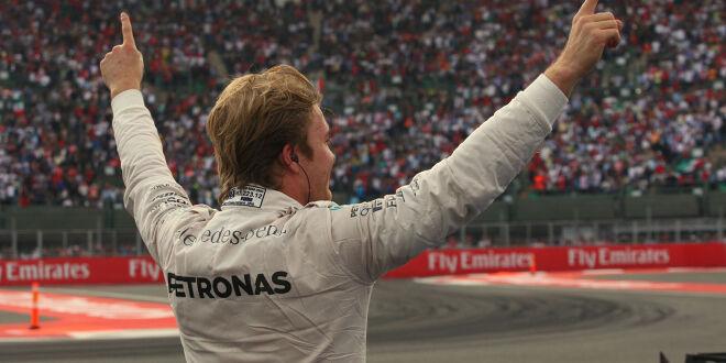 Macht Rosberg den Sack zu?
