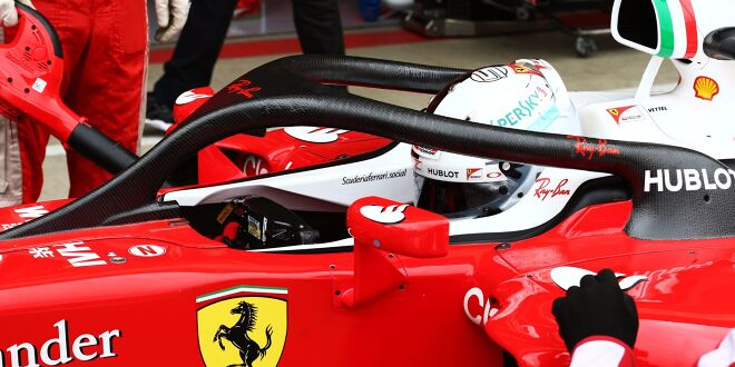 Nur Ferrari stimmte für Halo