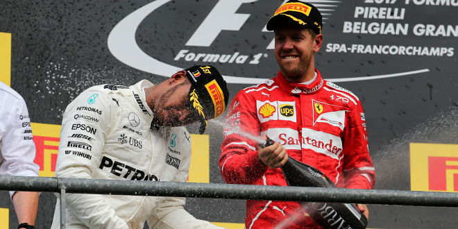 ... Vettel-Schwächen zu sehen