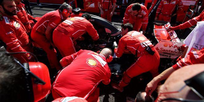 Ferraris Öltrick enthüllt?