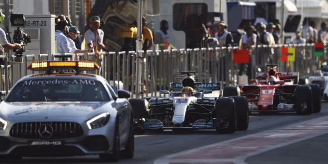 Hamilton warnte Vettel