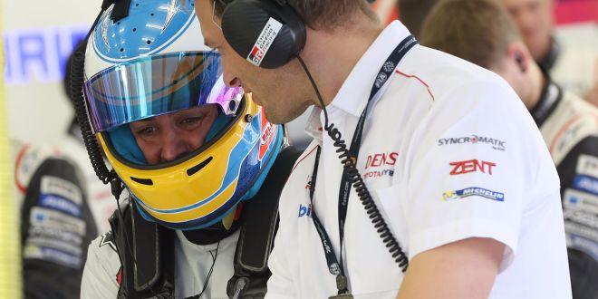Alonsos erster Eindruck