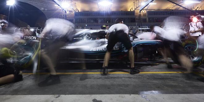Verwirrung um FIA-Regel