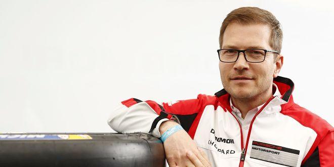Von Porsche in die Formel 1?