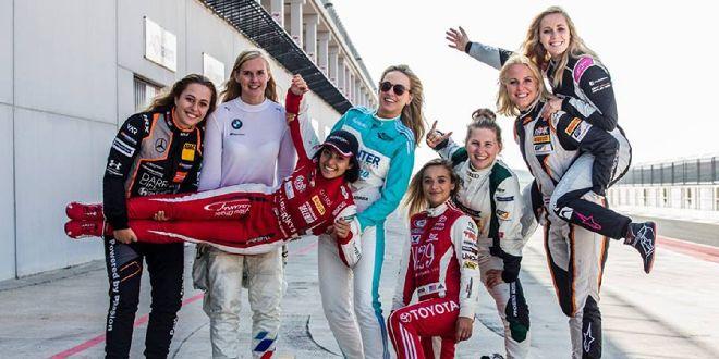 Diese Frauen haben die F1 im Visier