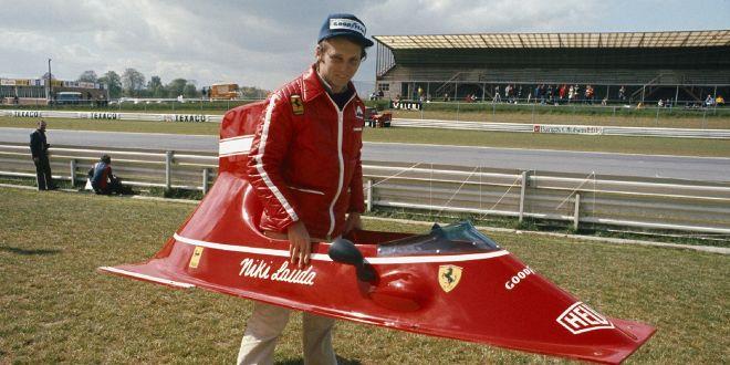 Niki Lauda wird 70!
