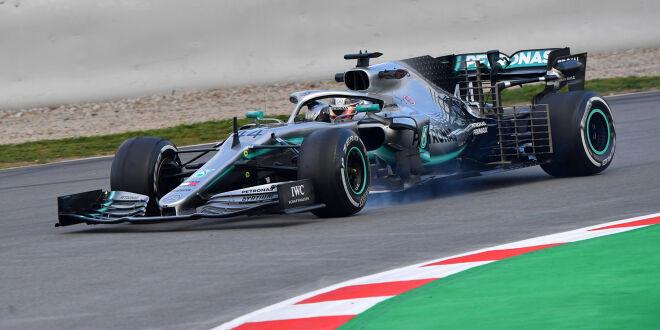 Formel 1 ist 2019 doch schneller