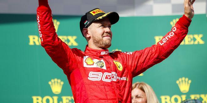 Binotto: Vettel gibt Traum nicht auf