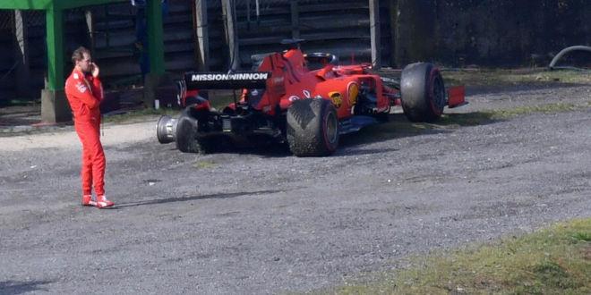 Rosberg: Fehler eher bei Vettel!