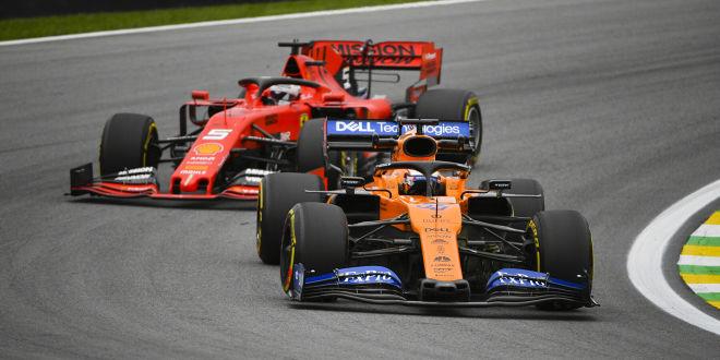 Gerüchte um Vettel & McLaren!