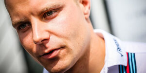 """Unfinished business"": Bottas hofft auf Verbleib bei Williams"