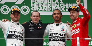 GP China 2019: Mercedes dominiert, Ferrari diskutiert